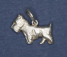 Pendentif Chien SCOTTISH TERRIER Silver Pendant SCOTTISH TERRIER DOG
