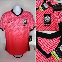 NWT $90 Nike Men's South Korea 2020 Home Soccer Jersey Size Large CQ9168-653