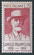 1959 ITALIA PRAMPOLINI MNH ** - ED669