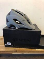 Fox Grey 2016 Metah Solids MTB Helmet  - Size S/M