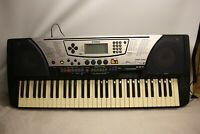 YAMAHA PSR-340 MUSIC PORTABLE ELECTRONIC KEYBOARD