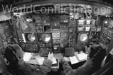 USAF Boeing B-52 Bomber #5 Lower Deck 8x10 Photo Vietnam Iraq