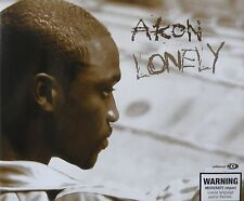 Akon - Lonely CD Single