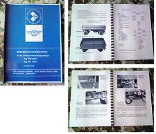 Anleitung HW80 für IFA W50 L60 ZT300 ZT303 ZT323 ZT 303