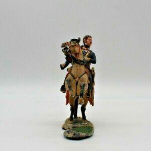 Lord Uxbridge Horsemen of the Napoleonic Wars with Artillery Hand Painted Metal
