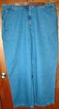 """NEW~Womens Plus sz.22 Bagatelle Denim Blue Jeans~Flat Front-30"""" inseam"""