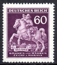 2. Weltkrieg Briefmarken aus Deutschland