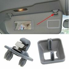 Vehicle Clip Car Sun Visor Hook Interior Bracket For Audi A1 A3 A4 A5 Q3 Q5 Q7