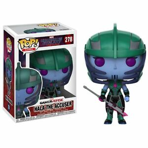 °HALA THE ACCUSER FUNKO POP!  #278° NEU OVP Von Guardians of the Galaxy