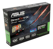 ASUS GeForce GTX 760 2GB GDDR5 (GTX760-DC2OC-2GD5) - Sealed NEW