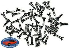 GM GMC Chevy Window Trim Clip Molding Spot Weld Pin Stud Screw In Studs 50pcs