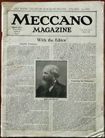 Meccano Magazine Vol. XVI, No. 3 March 1931