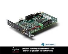 Lynx LT-TB Thunderbolt Interface Card L-Slot Card for Aurora or Hilo | PALA