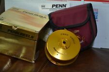 PENN INTERNATIONAL 4 GOLD FLY  REEL