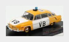 Tatra 603 Vb Czechoslovak Communist Police 1969 ABREX 1:43 143ABSX-401XA
