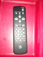 GE CRK64A1 Remote Control TV 25GT506FE2 25GT522FE2 27GT613FE1 USA Ship 🇺🇸🇺🇸