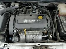 Motor Engine Z16XER Opel Meriva A Astra H Zafira B 1.6 116PS 63.954Tkm