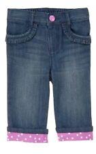 gymboree cropped jeans size 5T pinwheel pastels, Girls Jeans, Capris, New