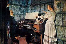 "Lon Chaney The Phantom of the Opera 1925 4x6"" Postcard Movieland Wax Museum"