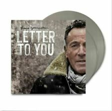 Bruce Springsteen - Letter To You Limited Grey Indie Excl (2020 - EU - Original)