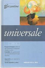 ENCICLOPEDIA UNIVERSALE LE GARZANTINE - VOL.3 - PIN-Z