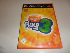 PlayStation 2  PS 2  EyeToy: Play 3