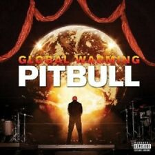 "PITBULL ""GLOBAL WARMING"" CD NEW+"