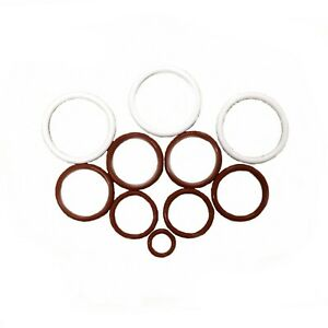 RED SEA REEFER O-RING SET (REEFER SERIES SUMP PIPE CONNECTOR RINGS FULL SET)