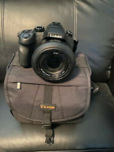 Panasonic Lumix DMC-FZ1000 Digital Camera - BLACK
