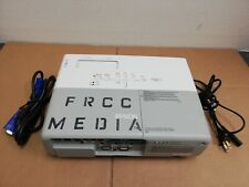 Epson PowerLite 83C EMP-83 3LCD Projector XGA 1080i 2200 Lumen 22 Lamp Hours