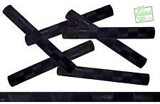 getpaddedup Chevron Cricket Bat Grip : Single Colour : Black