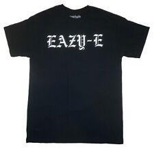 EAZY E - N.W.A. T SHIRT S-M-L-XL-2XL Brand New Official Bravado Merchandise