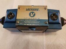 Vickers Pilot Valve 02-119475 DG4S4-016C-U-B-60 110V50 .85amp 120V60 .69amp