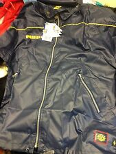 UMBRO RAIN JACKET pro training original SMALL MED LARGE X/L MENS 3at £14 NAVY