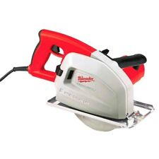 Circular Saw Metal Cutting Corded Cermets Tipped Blade Red 13 Amp 8 inch