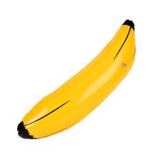 1x Aufblasbare PVC Banana Blow up Pool Wasser Spielzeug Ball Party Kostüm ZP