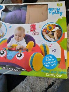 Kids Comfy Music Car