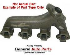 01 MAXIMA: Left (front) Exhaust Manifold