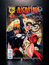 COMICS: Amalgam: Assassins #1 (1996), 1st Catsai/Dare the Terminator app - RARE