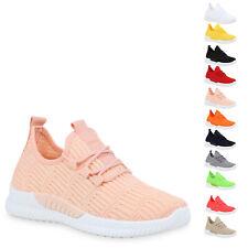 Damen Sportschuhe Laufschuhe Strick Fitness Sneaker Freizeitschuhe 898883 Hot