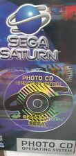 PHOTO CD-OPERATING SYSTEM-PAL- SEGA SATURN COMPLETO
