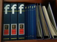 COLLEZIONE FRANCOBOLLI DEL MONDO DE AGOSTINI ALBUM RACCOGLITORI COMPLETI + REGAL
