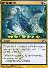 4x Hydroform englisch (Hydroform) Gatecrash Magic