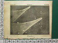 1810 Tedesco Stampa ~ Comete Astronomia