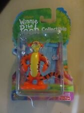 "Disney Winnie The Pooh "" TIGGER "" Collectible Figure FISHER PRICE New in Package"