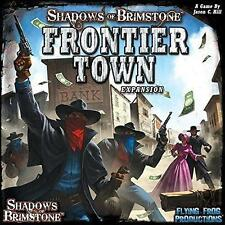 Shadows of Brimstone Frontier Town Expansion FFP 0706