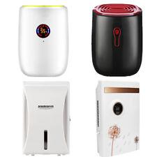 Portable Digital Dehumidifier Air Dry Moisture Damp Condensation Home Office