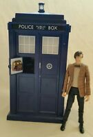"Doctor Who 5"" Action Figure Character Options/Underground Toys 11th Dr TARDIS"