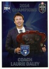 Laurie Daley NSW NRL & Rugby League Trading Cards