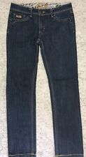 Womens Pepe Jeans Size 30 Blue Straight Leg London UK